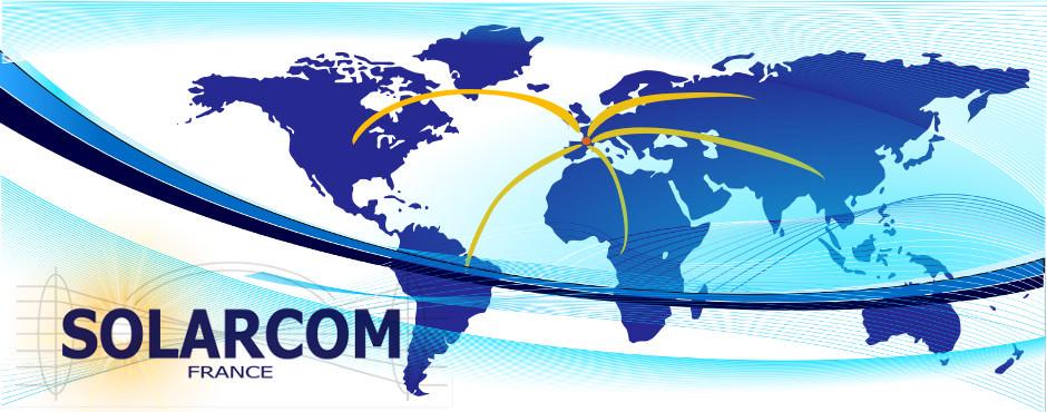 SOLARCOM France Etude et réalisation de systèmes solaires et de réseaux de radiocommunication